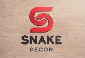 Snake decor